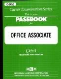 Office Associate(Passbooks) (Career Examination Series)