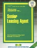 Senior Leasing Agent (Career Examination Passbooks)
