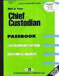 Chief Custodian/Career Examination Series C-2555