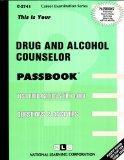 Drug & Alcohol Counselor(Passbooks)