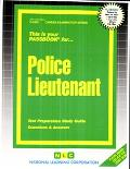 Police Lieutenant