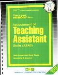 Assessment of Teaching Assistant Skills (Atas)