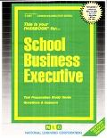 School Business Executive