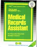 Medical Records Assistant