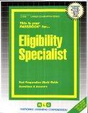 Eligibility Specialist(Passbooks) (Career Examination Series)