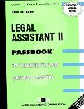 Legal Assistant II