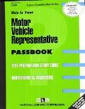 Motor Vehicle Representative