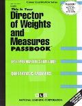 Director of Weights & Measures