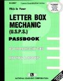Letter Box Mechanic (USPS)(Passbooks)