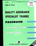 Quality Assurance Specialist Trainee