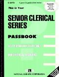 Senior Clerical Series