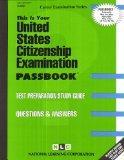 United States Citizenship Exam(Passbooks)