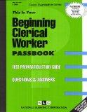 Beginning Clerical Worker(Passbooks)