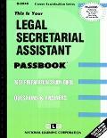 Legal Secretarial Assistant