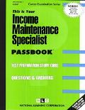 Income Maintenance Specialist