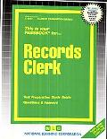 Records Clerk