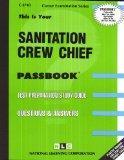 Sanitation Crew Chief(Passbooks) (The Passbook Series : Passbooks for Career Opportunities)