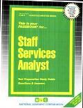 Staff Services Analyst