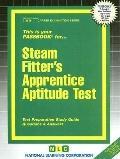 Steam Fitter's Apprentice Aptitude Test - National Learning Corporation - Paperback
