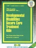 Developmental Disabilities Secure Care Treatment Aide