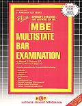 Multistate Bar Examinations Mbe