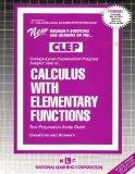 CALCULUS  (College Level Examination Series) (Passbooks) (COLLEGE LEVEL EXAMINATION SERIES (...