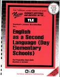 English as a Second Language (Day Elementary Schools) - Jack Rudman