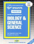 Biology and General Science Teaching Area Examination