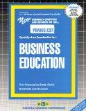 BUSINESS EDUCATION (National Teacher Examination Series) (Content Specialty Test) (Passbooks...