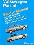 Volkswagen Passat Service Manual 1998, 1999, 2000, 2001, 2002, 2003, 2004, 2005 1.8L Turbo, ...