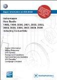 Volkswagen New Beetle 1998, 1999, 2000, 2001, 2002, 2003, 2004, 2005, 2006, 2007, 2008, 2009...