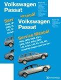 Volkswagen Passat (B5) Service Manual: 1998, 1999, 2000, 2001, 2002, 2003, 2004, 2005 [2 VOL...