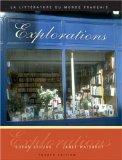 Explorations: La littrature du monde franais (with Syst..me-D 3.0 CD-ROM: Writing Assistant ...