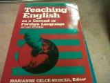 Teaching English as a Second or Foreign Language, 2/E