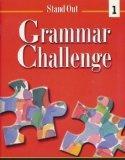 Stand Out L1-Grammar Challenge Workbook