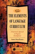 Elements of Language Curriculum