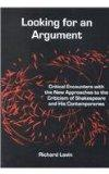Looking for an Argument: Critical Encounters With the New Approaches to the Criticism of Sha...