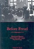 Before Freud