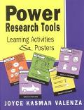 Power Research Tools Learning Activities & Posters