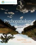 Brooks/Cole Empowerment Series: Psychopathology: A Competency-Based Assessment Model for Soc...
