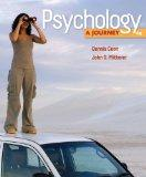 Study Guide for Coon/Mitterer's Psychology: A Journey, 4th