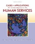 Cases and Applications for Woodside/McClam's An Introduction to Human Services, 7th