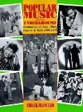 Popular Music and the Underground: Foundations of Jazz, Blues, Country, and Rock, 1900-1950