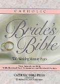 Holy Bible New American Bible Bride's Bible With Revised New Testament/9035W