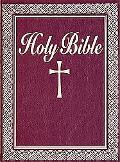 Holy Bible New American Bible Family Bible With Revised New Testament/712