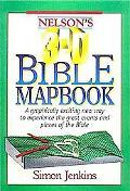 Nelson's 3-D Bible Mapbook - Simon Jenkins - Paperback