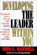 Developing the Leader Within You