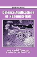 Defense Applications of Nanomaterials