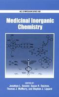 Medicinal Inorganic Chemistry - Jonathan L. Sessler - Hardcover