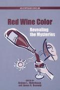 Red Wine Color Exploring the Mysteries